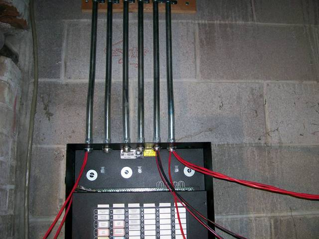 conventional fire alarm system upgrade