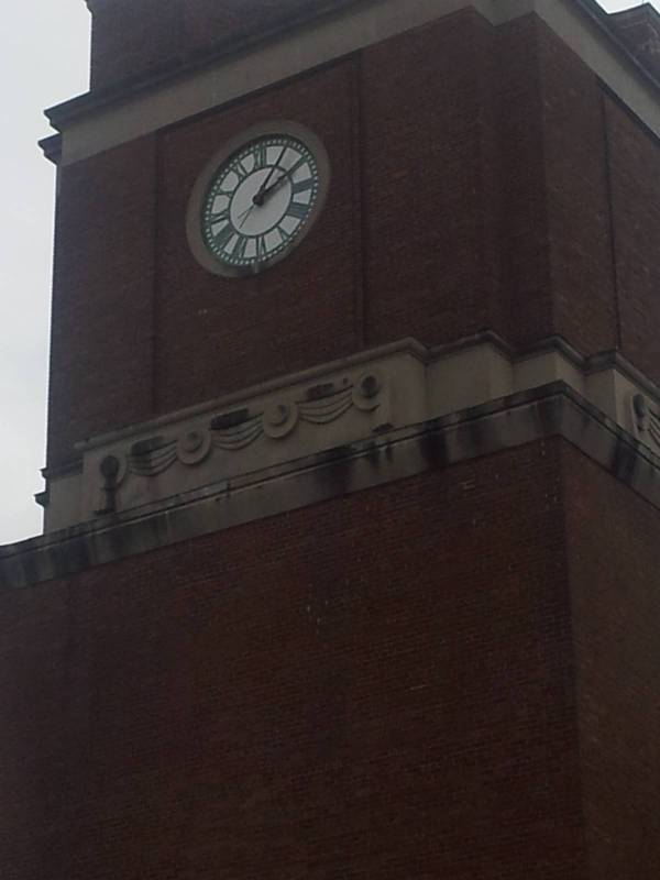 More of the Clock Tower