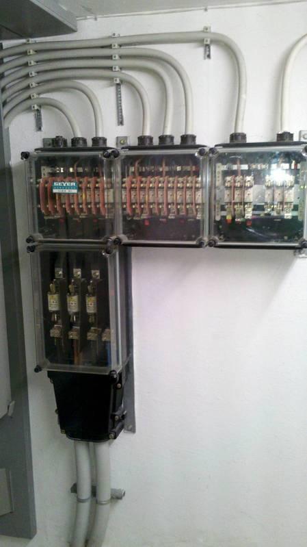 German 18-flat meter room