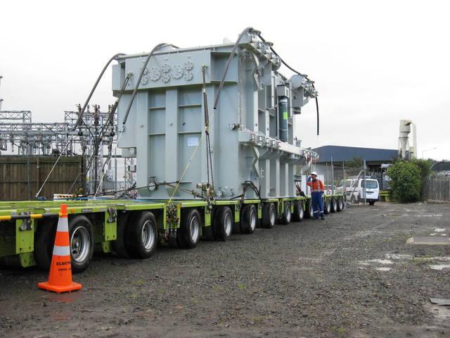 250 MVA transformer