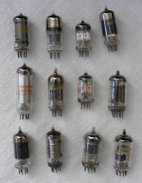 Ghosts From The Past: Vacuum Tubes