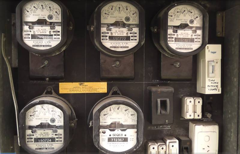 Australian meters Email meters