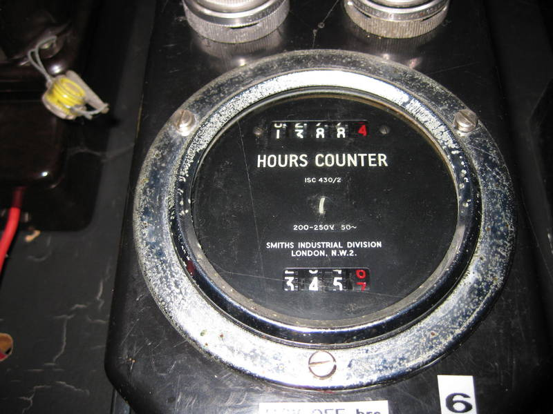 hour meter counter