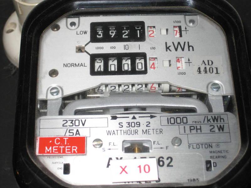 kWh meters
