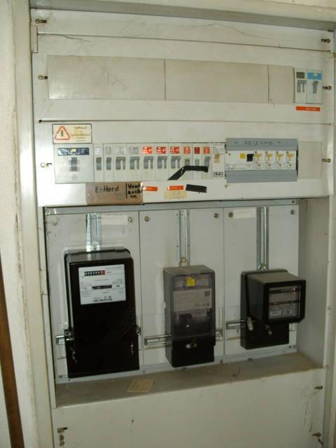 Panel/meter combo