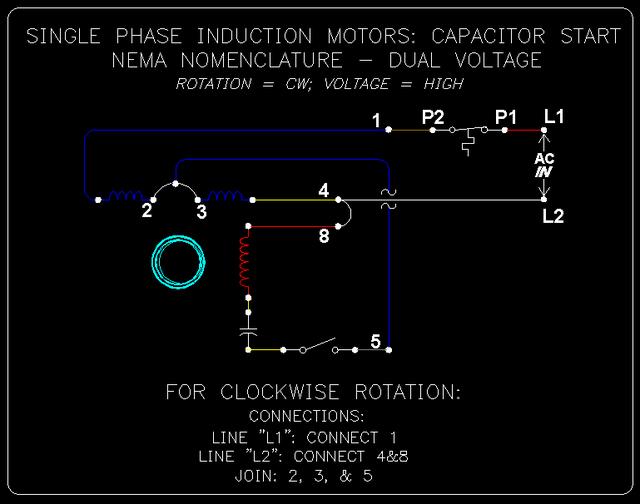 1 Phase Cap. Start Induction Motors: 4 of 10