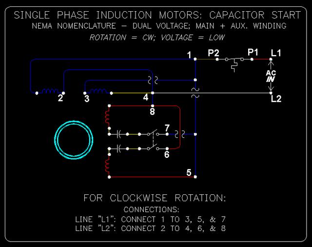 1 Phase Cap. Start Induction Motors: 10 of 10