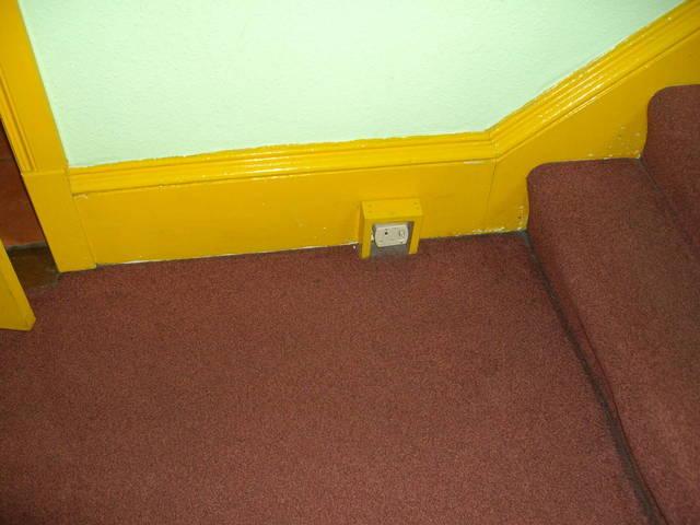 Protected socket