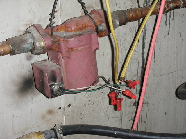 Main Circulating Pump