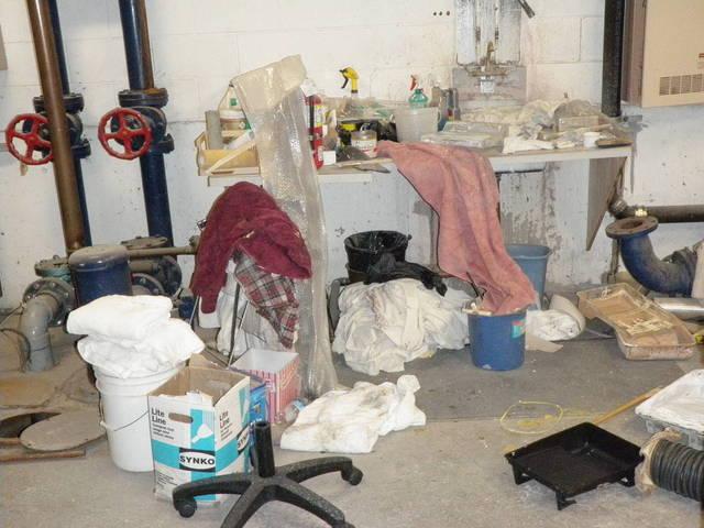 Messy Boiler Room 4