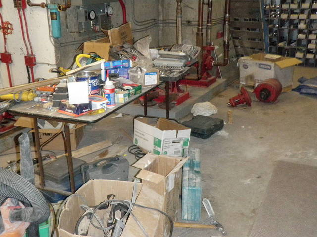 Messy Boiler Room 6