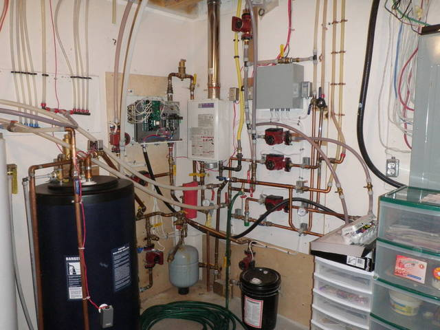 Home-owner heating system